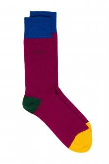 Ponožky GANT O1. CONTRAST COLOR SOCKS
