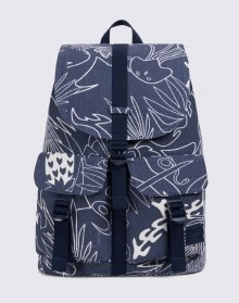 Herschel Supply Dawson Abstract Island