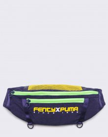 Ledvinka Puma Fenty Giant Bum Bag Evening Blue-Blazing Yellow