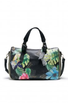 Desigual barevná kabelka Lilac Ginebra
