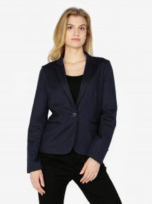 Tmavě modré dámské sako s.Oliver