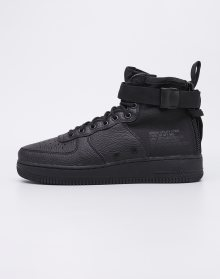 Nike SF Air Force 1 Mid BLACK/BLACK-BLACK 42
