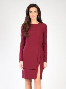 Isabel by Rozarancio Dámské šaty IR17F P4039_WINE