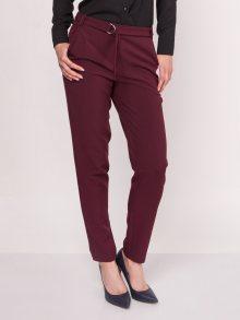 Bonnie Su. Dámské kalhoty B11_MAROON