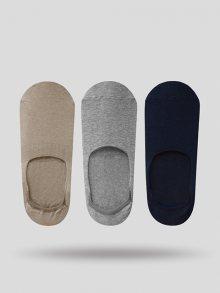 John Frank Set pánských ponožek - 3 ks JF3NS17S03_MULTICOLOR