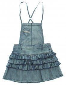 Šaty dětské Diesel | Modrá | Dívčí | 14 let