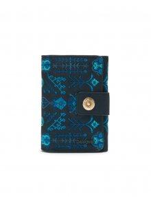 Desigual tmavě modrá peněženka Thalassa Lengueta S