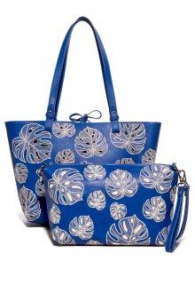 Desigual modrá multifunkční kabelka Attalea Capri