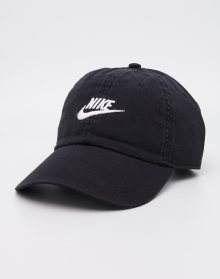 Nike Heritage86 Futura Black / Black / White
