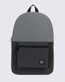 Herschel Supply Packable Daypack Silver Reflective / Black Reflective