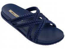 Melissa modré pantofle Cosmic+Salinas Blue