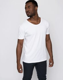 Knowledge Cotton Basic Loose Fit 1010 Bright White L
