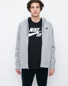Nike SB Icon DK GREY HEATHER/BLACK L