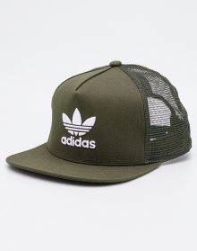 Adidas Originals Trefoil Trucker Ngtcar/White