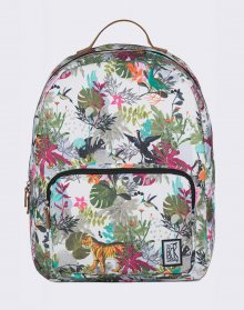 The Pack Society Classic Multicolor Jungle Allover