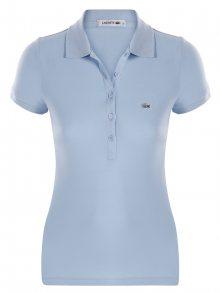 Světle modrá elegantní polokošile od Lacoste Size: XS