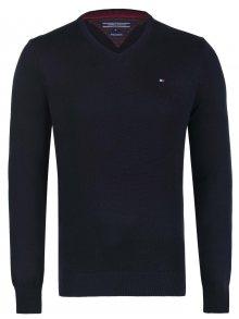 Černý elegantní svetr od Tommy Hilfiger Size: 2XL