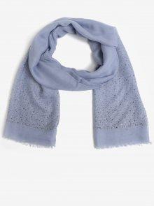 Světle fialový šátek s kamínky Dorothy Perkins