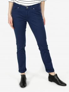 Modré dámské slim fit džíny s nízkým pasem QS by s.Oliver