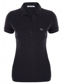 Černá elegantní polokošile od Lacoste Size: XS