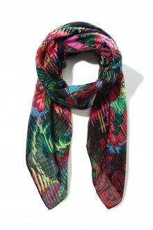 Desigual barevný šátek Ramona