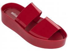 Melissa červené pantofle Shibuya Red