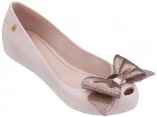 Melissa pudrově růžové baleríny Ultragirl Sweet XIV Light Pink  - 35/36