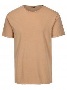 Starorůžové basic tričko ONLY & SONS Albert