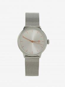 Dámské hodinky ve stříbrné barvě CHPO Nando Mini Rose