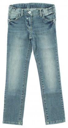Jeans dětské Geox   Modrá   Dívčí   8 let
