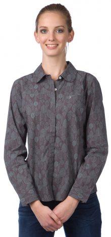 Brakeburn Dámská košile BBLSHT01031F15_aw15 šedá\n\n