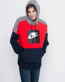 Nike Air Univerity Red / Carbon Heather / White M