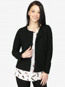 Černé strukturované sako Haily´s Julia