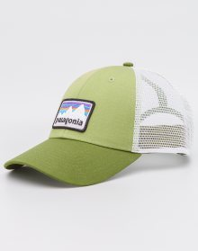 Patagonia Shop Sticker Patch LoPro Crag Green