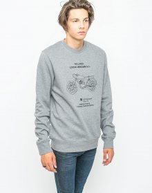 Loreak Moto Heather Grey L