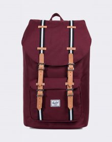 Herschel Supply Little America Windsor Wine/Veggie Tan Leather