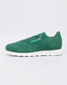 Reebok Montana Cans Classic Leather Fern Green / Chalk 42
