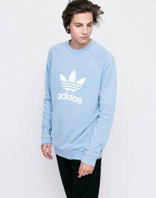 Adidas Originals Trefoil Crew Ash Blue M