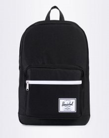 Herschel Supply Pop Quiz Black / Black Synthetic Leather