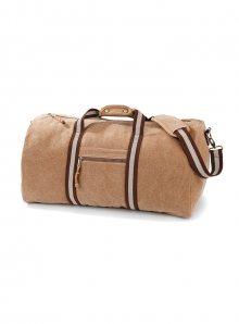 Plátěná taška Canvas - Karamelová univerzal