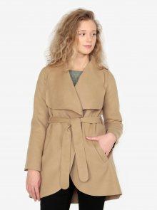 Béžový lehký kabát ZOOT