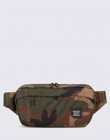 Ledvinka Herschel Supply Tour Medium Woodland Camo