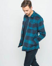 RVLT Shirt Check BLUE XL