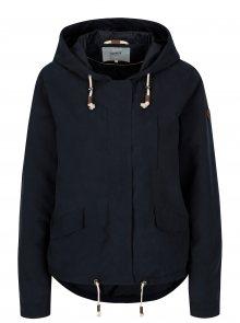 Tmavě modrá bunda s kapucí ONLY New Skylar