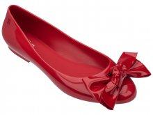 Melissa červené baleríny Doll Fem II Red  - 35/36