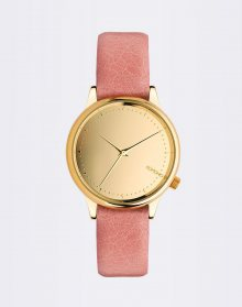 Komono Estelle Mirror Gold / Blush