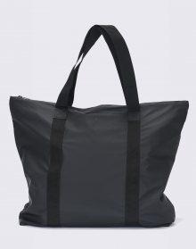 Rains Tote Bag 01 Black