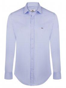 Světle fialová elegantní košile od Lacoste Size: XL