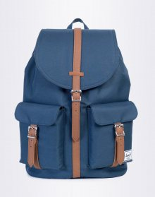 Herschel Supply Dawson Navy/Tan Synthetic Leather