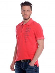 Mustang Pánské tričko 8890_1358_ss15 červená